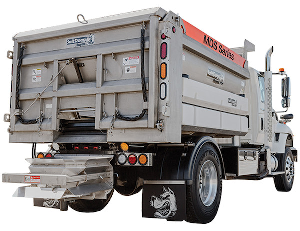 Municipal Dump Spreaders