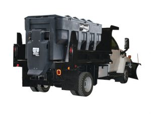 Mid Size Truck Hoppers Spreaders (2-1/2 to 5 Cubic Yards)