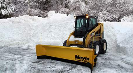 Contractor Off-Road Plows